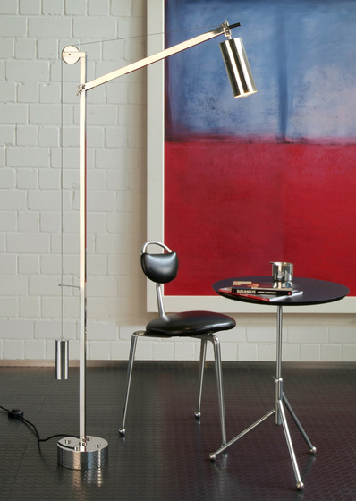 MSW27 Bauhaus Wall lamp by Tecnolumen