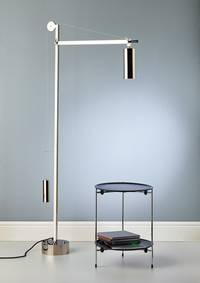 DSL23 Bauhaus Floor lamp by Tecnolumen
