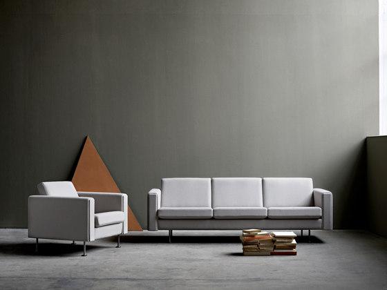 Century 3-Seater Couch de Getama Danmark