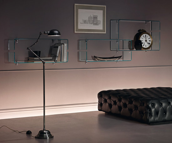 babila by fiam italia product. Black Bedroom Furniture Sets. Home Design Ideas