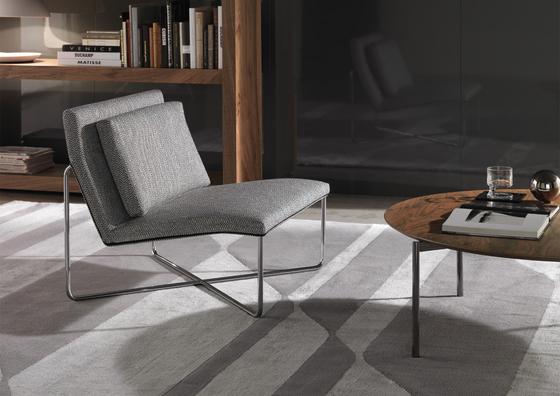 Diller Armchair * by Minotti