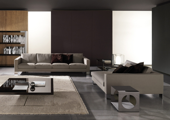 Pollock Sofa * by Minotti