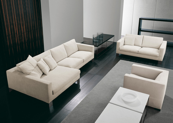 Pollock Sofa * de Minotti