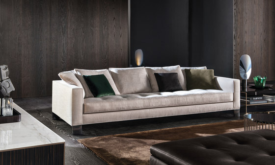 Pollock Sofa by Minotti