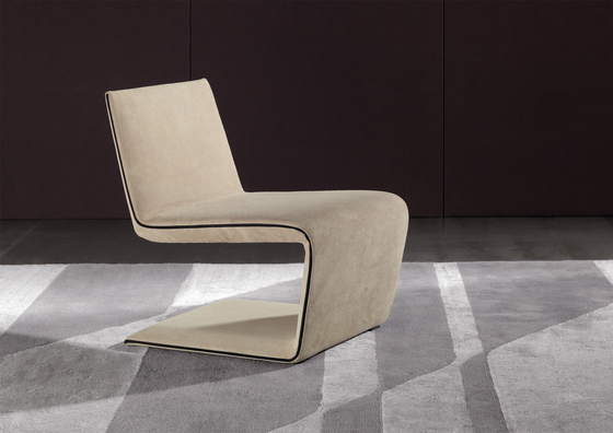 Phillips Armchair by Minotti