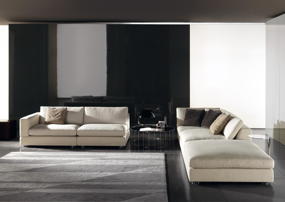 Nolan Sofa * by Minotti