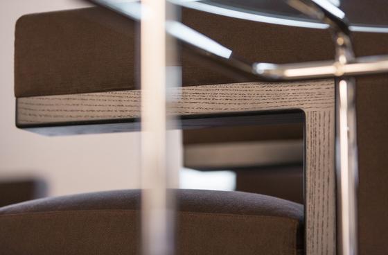 F51-3 Gropius-sofa 3 seats de TECTA