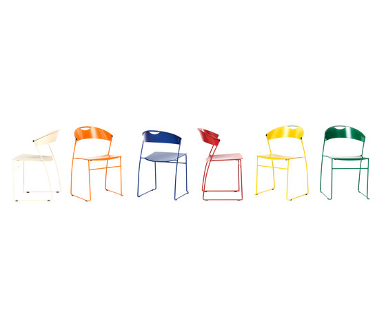 Juliette kitchen stool di Baleri Italia by Hub Design