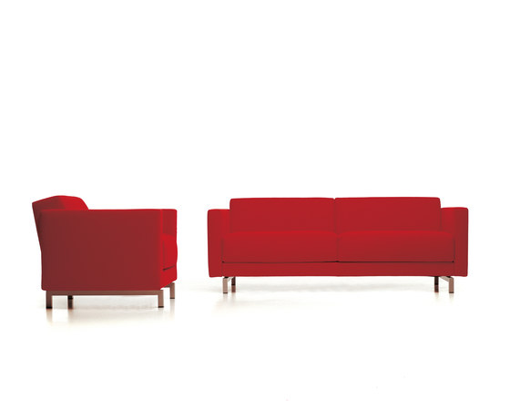 Norman armchair de Baleri Italia by Hub Design