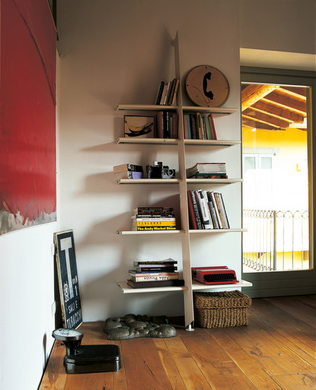 Mac Gee bookshelf by Baleri Italia by Hub Design