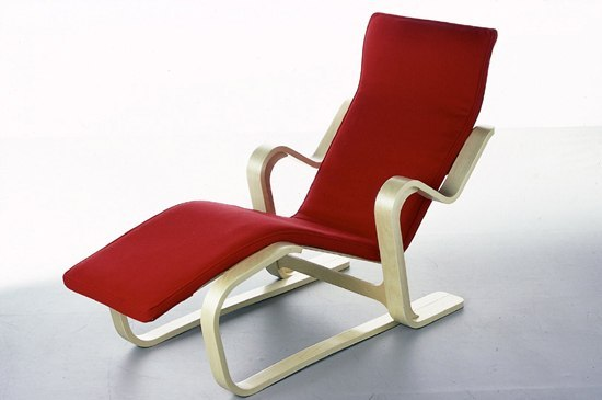 Isokon Long Chair von Isokon Plus