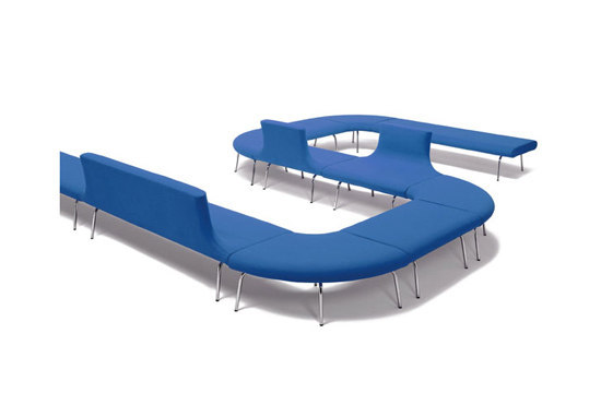 Orbit bench by OFFECCT