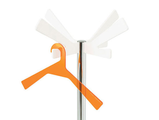 K-Line Coat stand by OFFECCT
