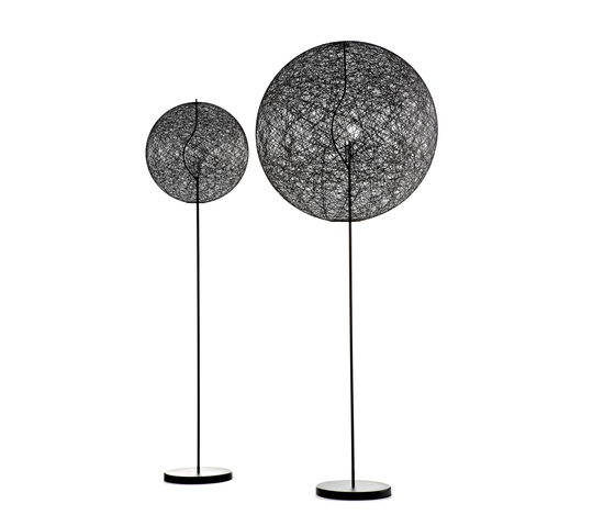 random light LED Pendant light di moooi