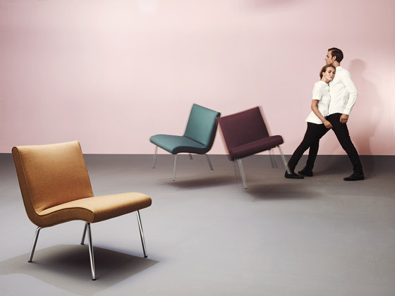Vostra armchair by Walter Knoll