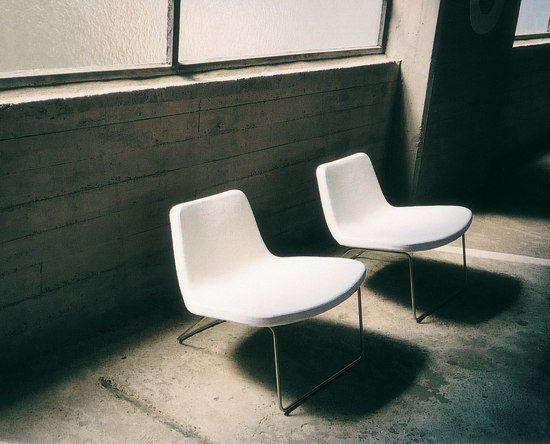 Ray Lounge Chair by Hay