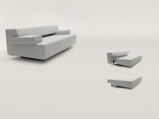 Cosma sofa bed by COR