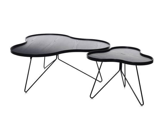 Flower Mono table by Swedese