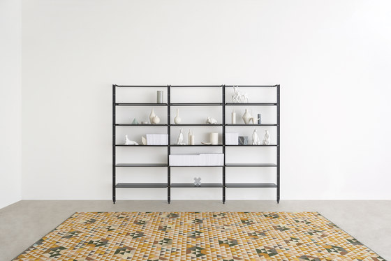 Armida bookcase by Desalto