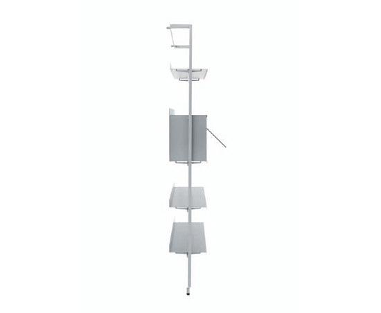 Armida shelving system von Desalto