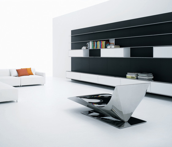 Lofty chaise longue* by MDF Italia