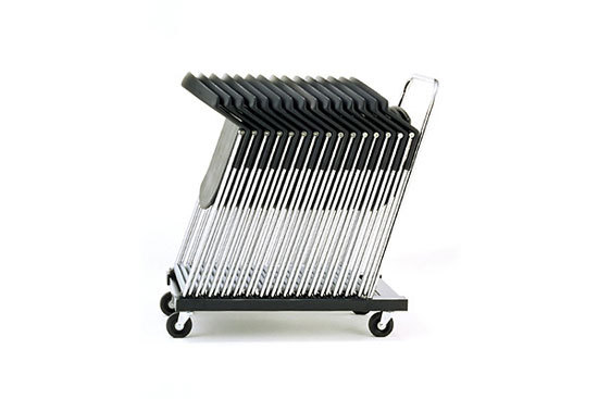 BRONX 1010 chair di IXC.
