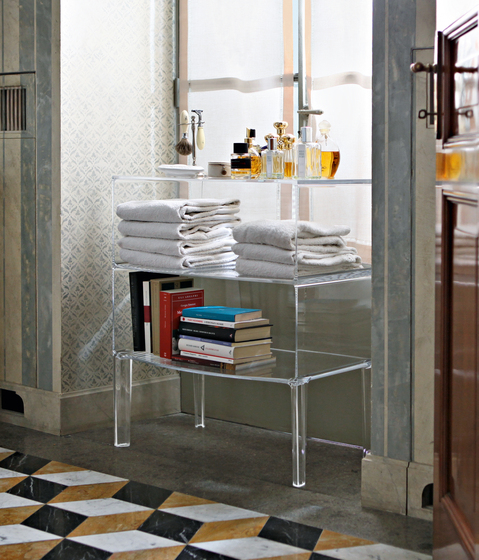 Small Ghost Buster Night Stands From Kartell Architonic