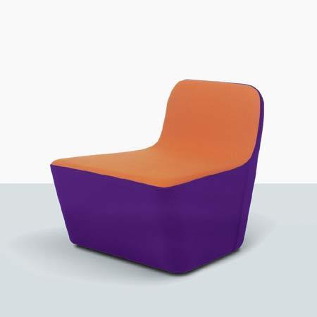 Land armchair by Derin