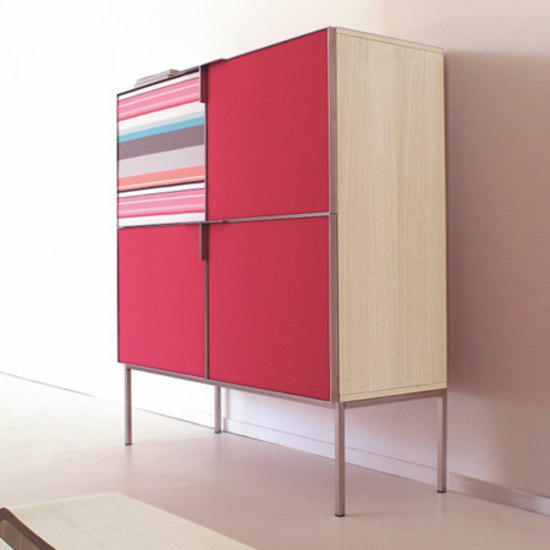 Frame low sideboard by Montina