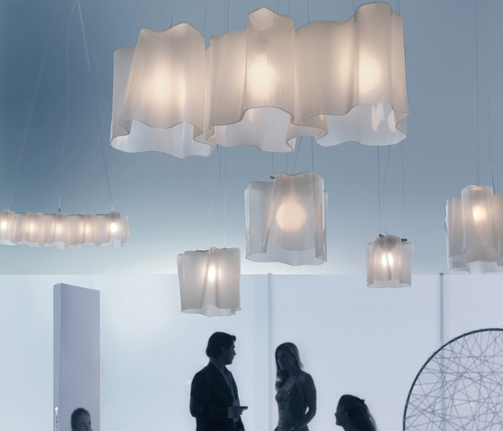 Logico soffitto 3 in linea by Artemide