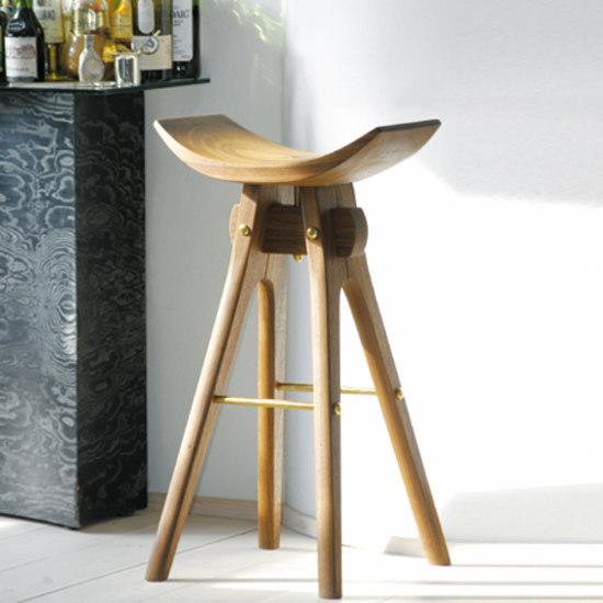 Valhalla bar stool by IHQ.DK