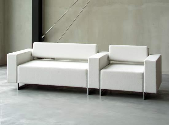 Box Sofa System by Inno
