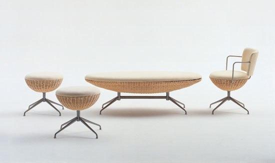 Balloon bar stool S/L by Bonacina Pierantonio