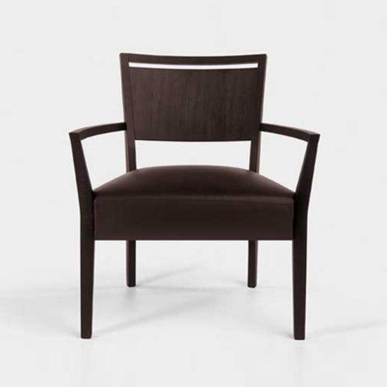 Lola chair by Artelano