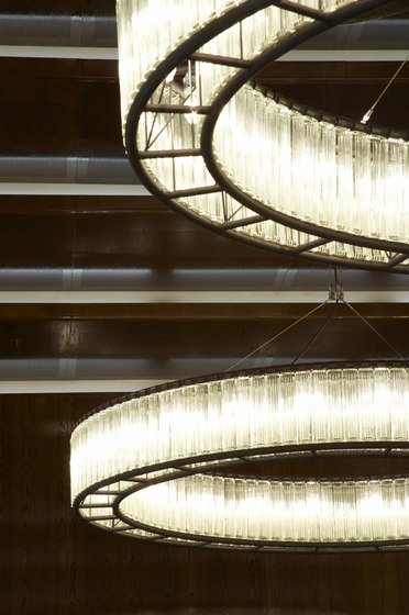Estadio | Pendant Lamp di Santa & Cole
