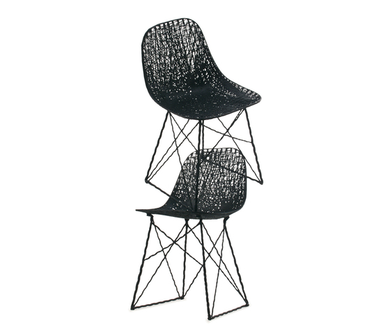 carbon chair de moooi
