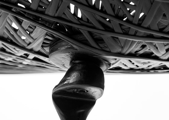 carbon chair by moooi