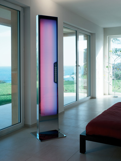 Rigel floor lamp by Artemide