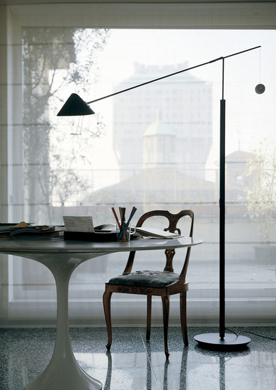 Nestore floor lamp by Artemide