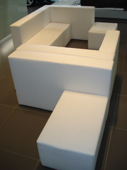 Mood Seating 62 von VANGE