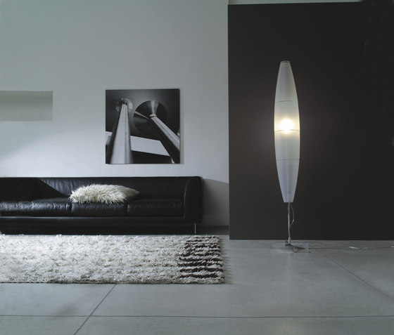 Havana floor by Foscarini