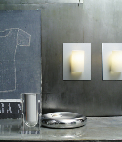 Affix wall luminaire by Foscarini