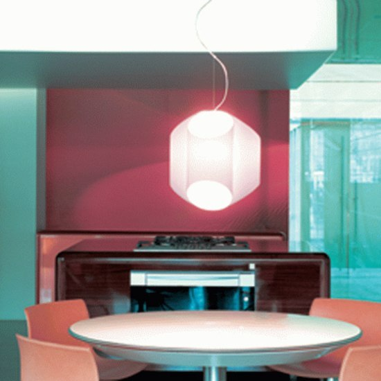 Padma table / floor lamp by Kundalini