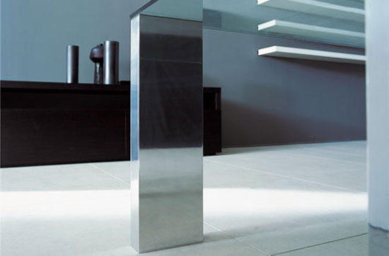 Beam glass by PORRO