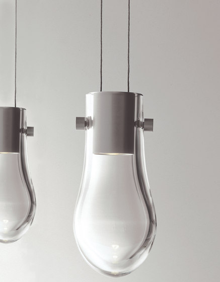 Drop Suspended lamp by Anta Leuchten