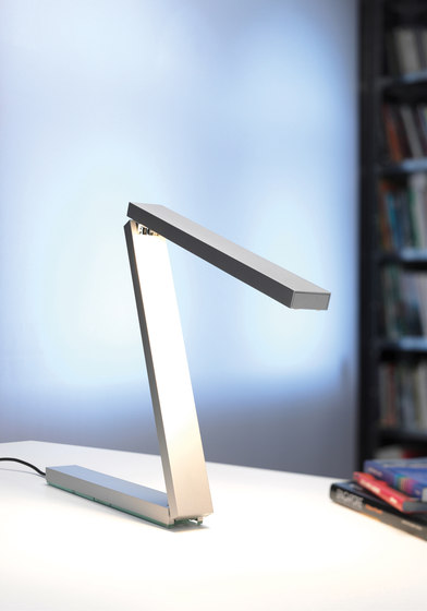 Zac table lamp by Anta Leuchten