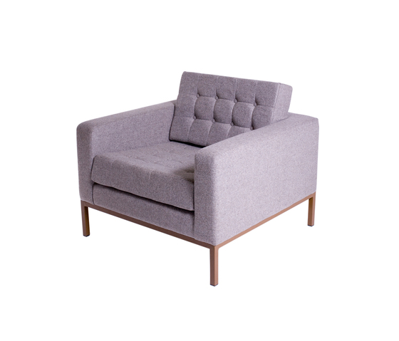 Club 2-seater sofa by Loft