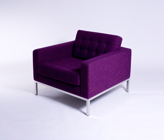 Club armchair by Loft