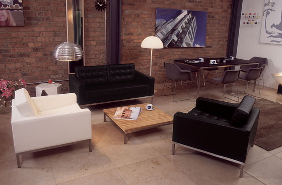 Club footstool de Loft