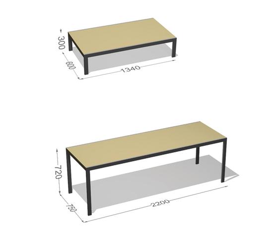 Slim Coffee Table Coffee Tables Tables Slim Coffee Table Inno